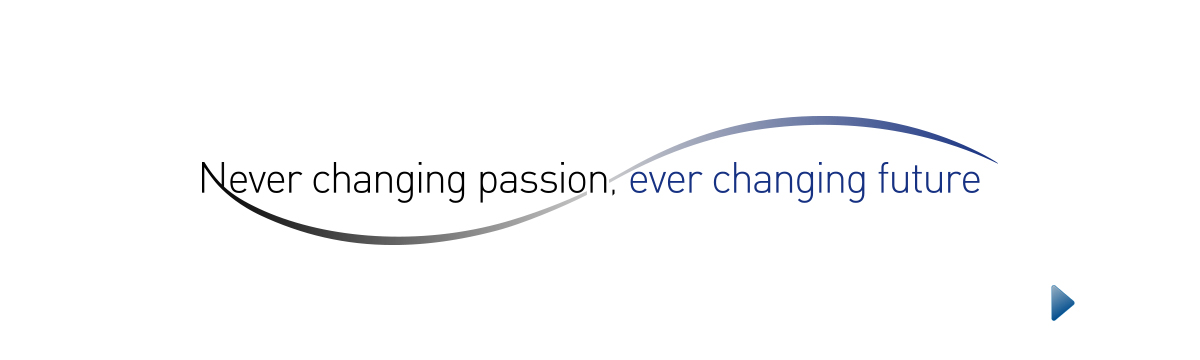 Never changing passion, ever changing future
