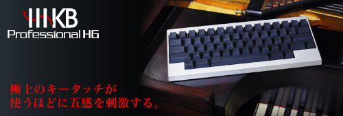 Happy Hacking Keyboard Hhkb Professional Hg Pfu